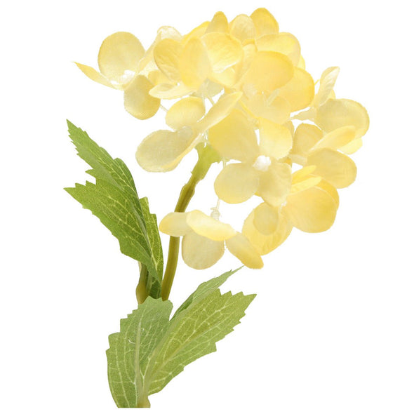 5 PCS Artificial Silk Hydrangea Flower Bouquet Home Wedding Bridal Decor White Crafts Accessories - Cosplay Infinity