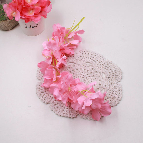 5pcs Artificial Silk Wisteria Flowers Floral Crafts - Cosplay Infinity