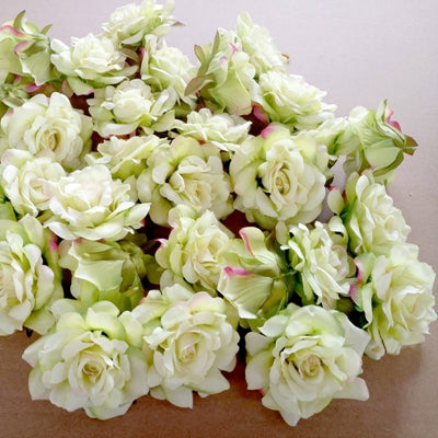 Artificial Rose Flowers green 11