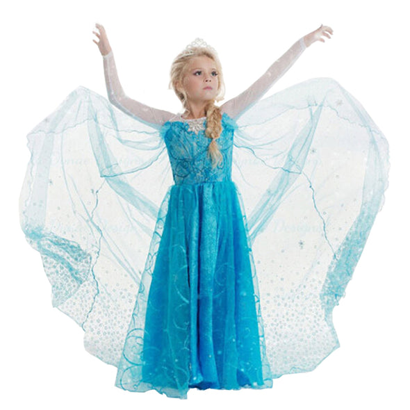 Girl Princess Dresses Children Costumes Fancy Ball Gown Party DressUp Girls Clothes Easter - Cosplay Infinity