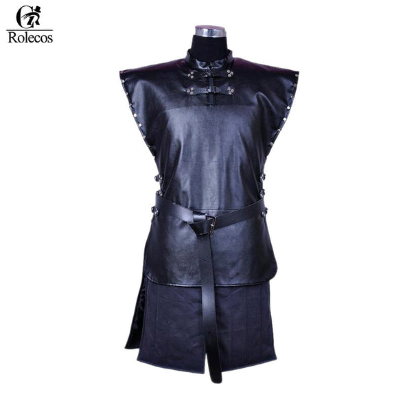 Great Outfit Rolecos American TV Series Game of Thrones  Jon Snow Cosplay Knight Role Play Costume - Cosplay Infinity