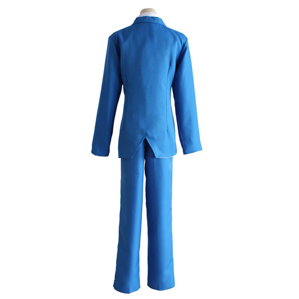 Anime Detective Conan Kudou Shinichi Cosplay Costumes Jimmy Kudo Custom Made