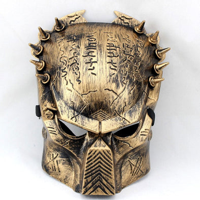 Predator Masks Cosplay Lonely Wolf Halloween Horror Mask Cosplay - Cosplay Infinity