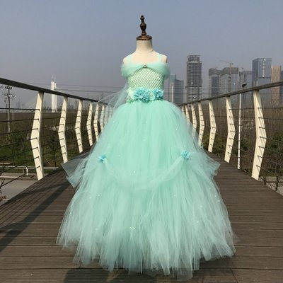 Belle Princess Tutu Dress Baby Kids Fancy Party Dress - Cosplay Infinity