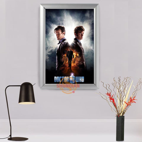 Best Nice Custom Doctor Who Painting Frame Home Decor Canvas Art   Cosplay  Infinity