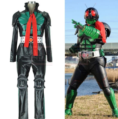 Kamen Rider Masked Rider 1 Cosplay Costume Custom Made Any Size - Cosplay Infinity
