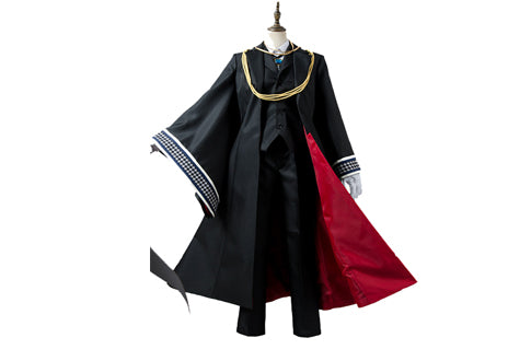 Anime The Ancient Magus Bride Cosplay Costumes Elias Costumes With Mask - Cosplay Infinity