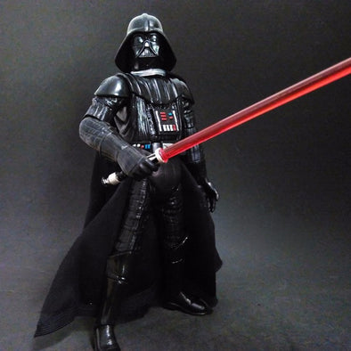 "ONE Star Wars Darth Vader Revenge Of The Sith Auction 3.75"" FIGURE Child Boy Toy Collection Xmas Gift - Cosplay Infinity"