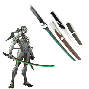 Gaku Space Genji Length and Short Anime Cosplay Props