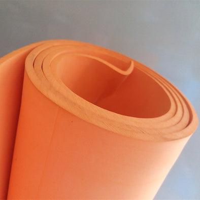 Orange Craft Eva Foam Sheets Cosplay 50cm*2m, 19.6in x 78.7in