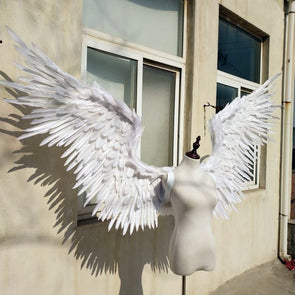 Special order Beautiful Feather Angel Wings - Cosplay Infinity