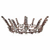 Baroque Luxury Pearl Bridal Crown Wedding Party Prom - Cosplay Infinity