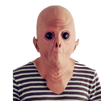 Alien Mask Latex Masquerade Cosplay Costume Party Halloween Supplies - Cosplay Infinity