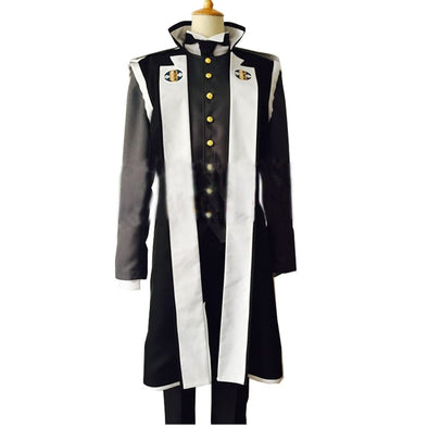 Ace Attorney Dual Destinies Simon Blackquill Cosplay Costume