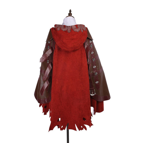 Anime Cosplay Costume SINoALICE Red Riding Hood Halloween Party Dress Full Set - Cosplay Infinity