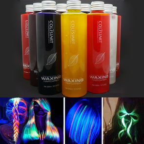 Korean Popular 5D Fluorescence Hair Color Styling Cream Colored Wax - Cosplay Infinity