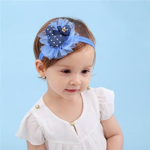 Naturalwell Children tulle flower crown Hairbands tiaras hoop for hair clasp Little Girls Mouse head bands accessories HB146D - Cosplay Infinity