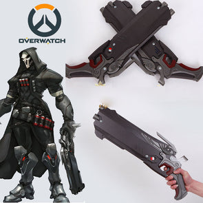 OW Over and Watch Reaper Resin Hellfire Cosplay Prop - Cosplay Infinity