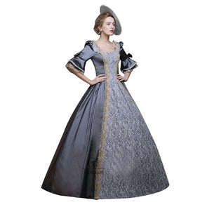 ba416cfb5a3910 Women Cosplay Ball Gowns Medieval Renaissance Victorian Dresses - Cosplay  Infinity