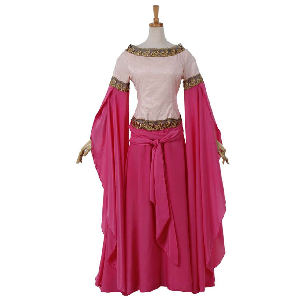 Women\'s Fancy Medieval Dress Victorian Gothic Ball Gown Cosplay ...
