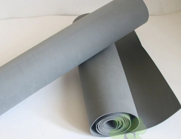 1.5mm dark gray Eva foam sheets cosplay material - Cosplay Infinity