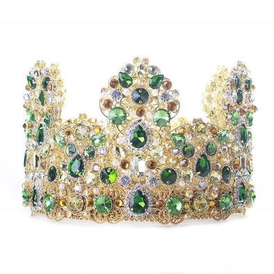 Miss World High Beautiful Custom Womens Crown