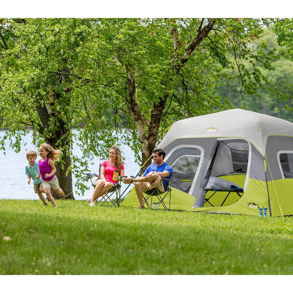 6-person Instant Cabin Tent CORE 6-person Instant Cabin Tent - Cosplay Infinity
