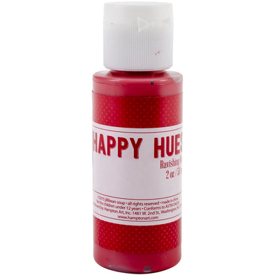 Jillibean Happy Hues Paint Daubers 2oz-Ravishing Red - Cosplay Infinity