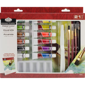 essentials(TM) Art Set-Watercolor Painting Art Set - Cosplay Infinity