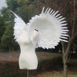 Great Feather Angel Wings for Cosplay Photography Game