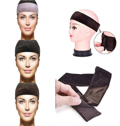New Arrival Hand Made Non-slip Wig Grip Band for Holding Your Wig, Hat or Scarf - Cosplay Infinity
