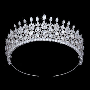 Crown Tiara High Quality Wedding Hair Accessories