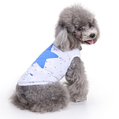 Dog Clothes Small Dogs Summer Chihuahua Vest Pet Products Cats roupa pet para gato - Cosplay Infinity