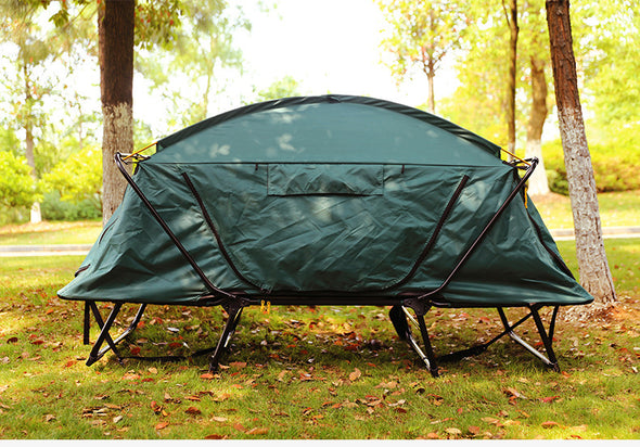 Automatic Smart Tent Off Ground Tent Above Ground WaterProof  Folding Camping Bed