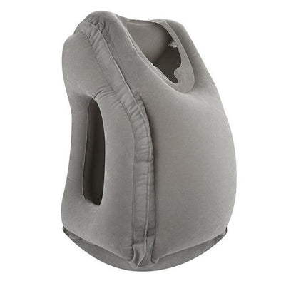 The Most Diverse & Innovative Inflatable Travel Pillow on Airplane Pillows Neck Pillow Cushion