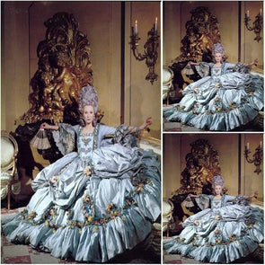 Rococo Southern Belle Marie Antoinette Dress
