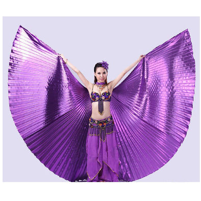 New Egypt Belly Wings Dancing Costume Belly Dance Accessories Cosplay - Cosplay Infinity