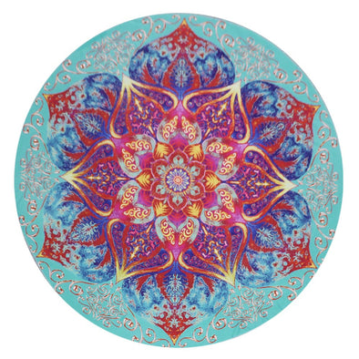 Round Wall Hanging Tapestry Bedspread Beach Towel Mat Blanket Tablecloth - Cosplay Infinity