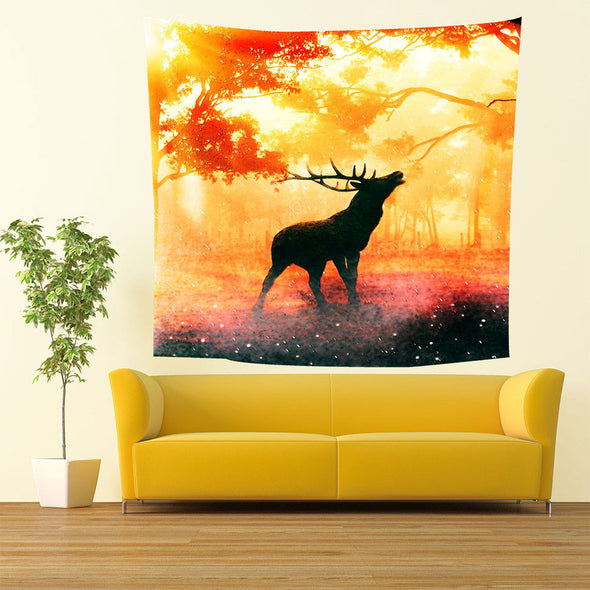 Fashion Print Wall Hanging Tapestry Beach Picnic Throw Yoga Mat Towel Blanket - Cosplay Infinity