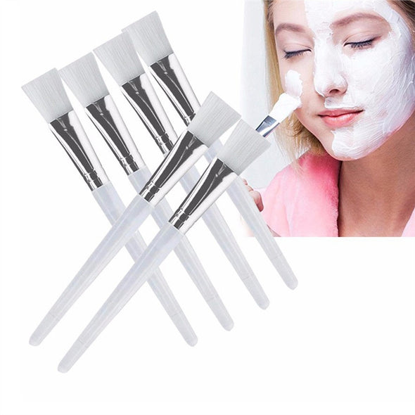 5pcs Crystal Facial Mask Brush Professional for Applying Facial Mask Eye Mask or DIY Needs - Cosplay Infinity