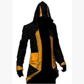 Assassins Creed 3 ANIME  Cosplay Costume Assassins Creed Jacket - Cosplay Infinity