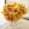 Artificial Maple Leaf A Bunch 7 Branches Artificial DIY Cosplay Masks - Cosplay Infinity
