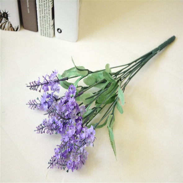 One Sprig of Decorative Flowers Artificial Flower Bush Hair Accessories Masks Cosplay - Cosplay Infinity