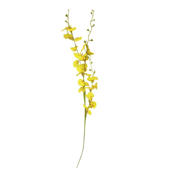 One Sprig of Simulation Orchid Phalaenopsis Flowers For Wedding Decorative - Cosplay Infinity