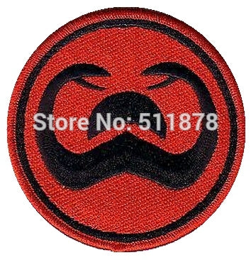 "Lot of Ten 3"" CONAN THULSA DOOM SNAKES Uniform Movie TV Series Costume Cosplay Embroidered Sew On Iron On Patch - Cosplay Infinity"