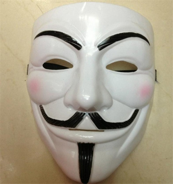 Vendetta Mask  Anonymous Guy Fawkes Masks Costume Party Cosplay - Cosplay Infinity