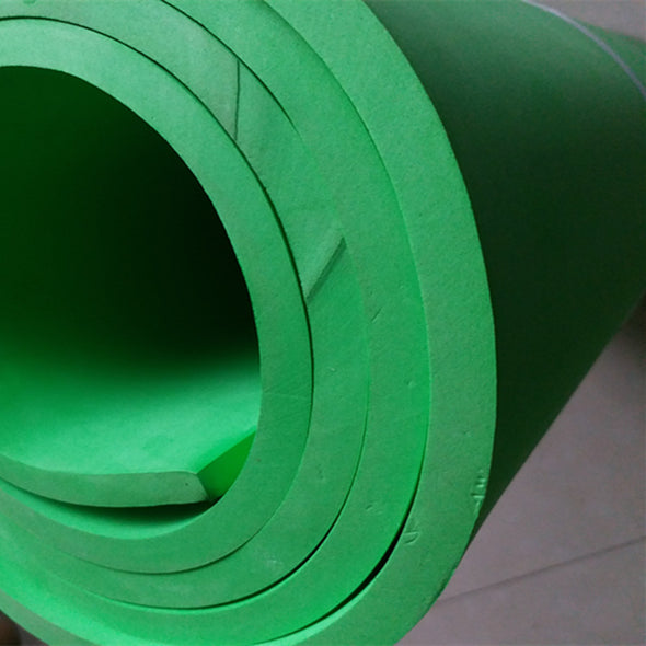 3mm -10mm Green Eva Foam Cosplay Costume Material 50*200cm, 19.6in x 78.7in - Cosplay Infinity