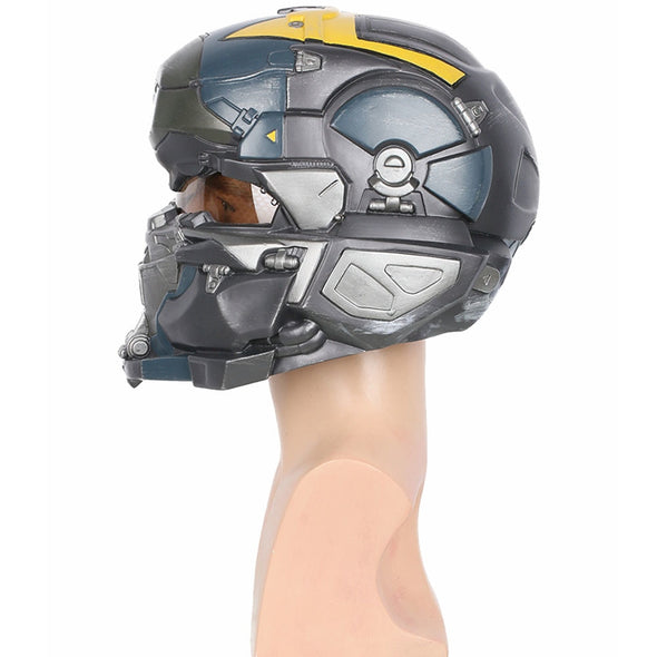 Halo 5 Guardians Spartan Helmet Game Cosplay High Quality Resin Full Head Mask