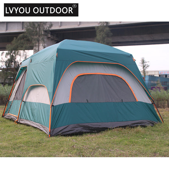 6-8 people multi family party tents - Cosplay Infinity