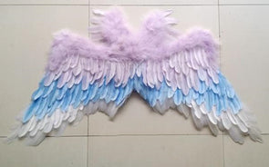 Wings!!! Anime Love Live White Valentine's Day Koizumi Hanayo Cosplay Costume - Cosplay Infinity